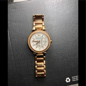 MK women's authentic watch